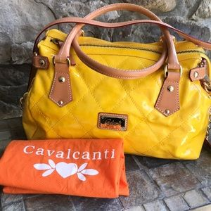 💛Cavalcanti Italian Leather Bag